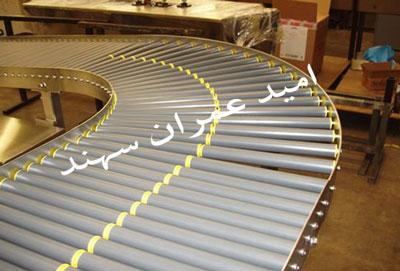 نوارنقاله/رولیک قطر6 سانتی متری/رولیک نوارنقاله