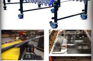 نوار نقاله بسته بندی و مدیریت تولید