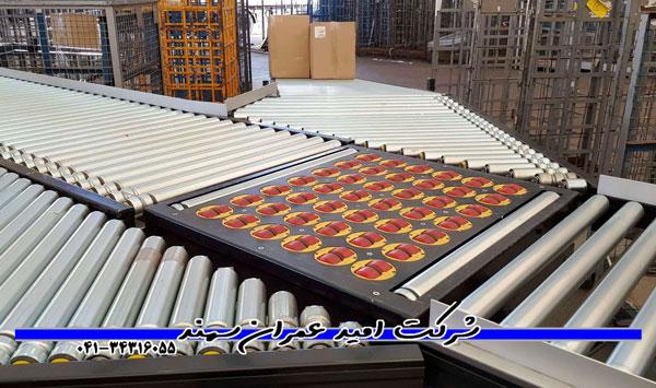 نوار نقاله سورتینگ Sorting conveyor