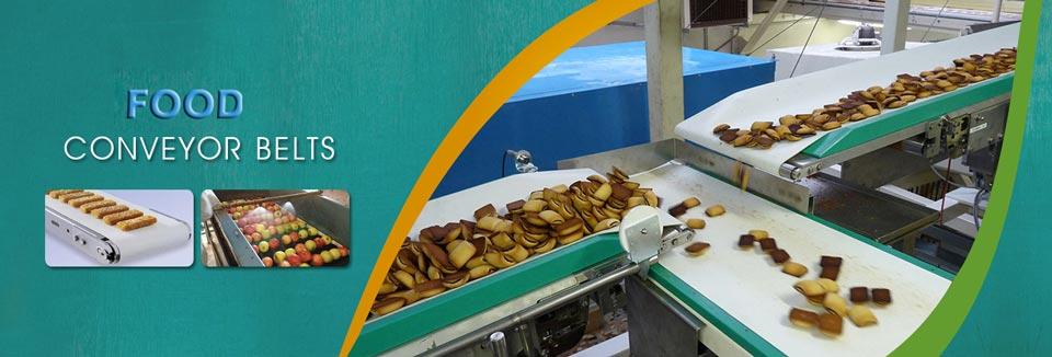 نوار نقاله تولید و پردازش مواد غذایی و لبنی- کانوایر موادغذایی - تسمه نقاله موادغذایی