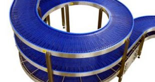 نوار نقاله اسپیرال - اسپیرال کانوایر - نوار نقاله مارپیچ - Spiral Conveyors