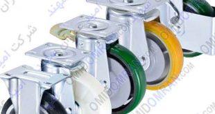 فروش انواع چرخ های صنعتی