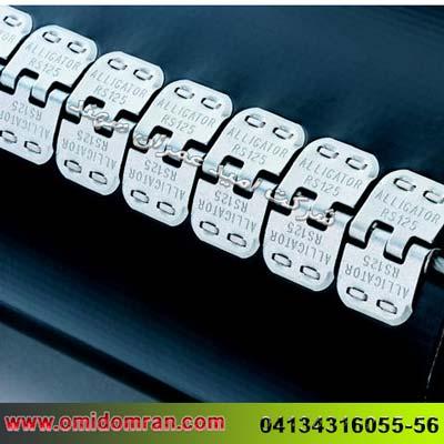 چنگ های لولایی تسمه PVC