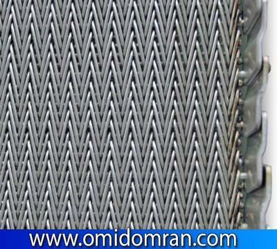 تسمه های توری یا فلزی برای عملیات حرارتی