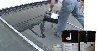 روکش لاستیک مایع برای پوشش سقف و Repa