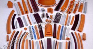 طراحی تولید به روش اکستروژن لاستیکی