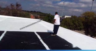 پوشش های Epdm- پوشش لاستیکی برای تعمیر سقف
