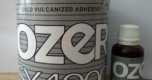 چسب آپارات OZER SY4000 در نوارنقاله سازی