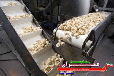 نوارنقاله موادغذایی و ساخت نوارنقاله موادغذایی در تبریز