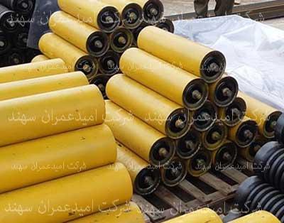 رولیک پرسی قطر 7 سانت و طول 50سانتی متر