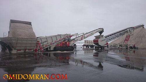 شیپ لودر تلسکوپی شعاعی