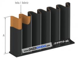 سایدوال و تیغه های لاستیکی Sidewall – cleats