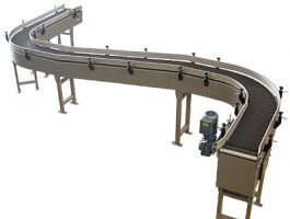 OMIDOMRAN_CO / Slat Conveyor