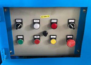 کنترل پانل برق نوار نقاله