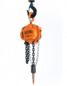 جرثقیل های زنجیری ویتال (Vital Chain Blocks)