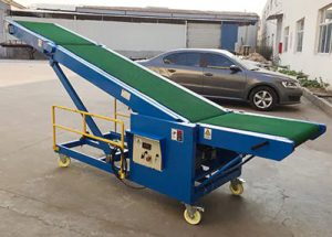 TRUCK-LOADING-CONVEYOR