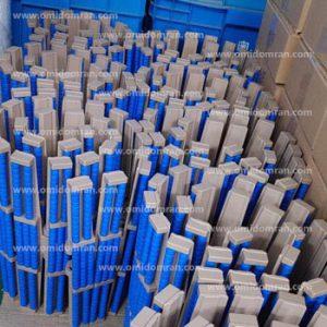 زنجیر تخت پلاستیک رولردار 2