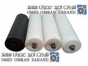 رولیک تفلونی قطر 6 سانتی متری