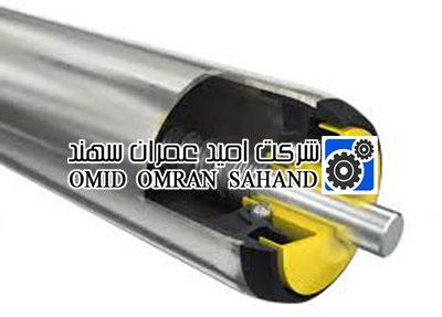 رولیک تعویضی قطر7 طول 40 سانتی متر