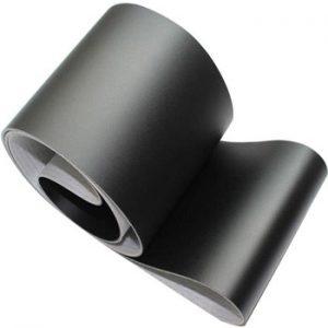 pvc-belt -تسمه پی وی سی مشکی D8/A