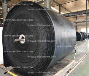 تسمه نقاله لاستیکی EP630 برای صنایع سنگین