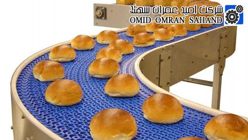 نوار نقاله مکانیکی صنایع غذایی و مبانی آن