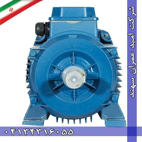 موتور سه فاز موتوژن 0.75 کیلووات