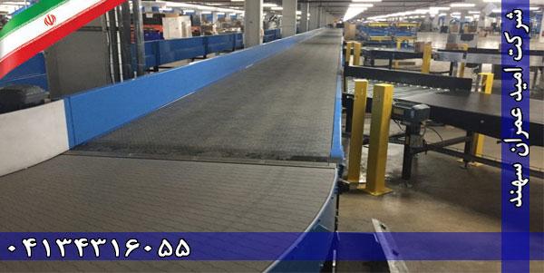 کانوایر چیست ( What is a conveyor belt ) ؟