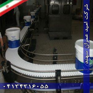 نوار نقاله صنایع غذایی
